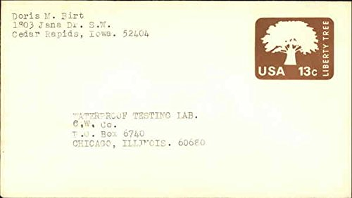 Amazon 13 Cent Liberty Tree Stamp Original First Day Cover Entertainment Collectibles
