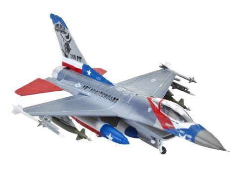 Fighting Falcon Kit (Revell Germany F-16C Fighting Falcon Model Kit)