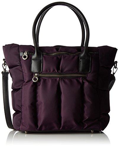 Little Marcel Wy01 - Shoppers y bolsos de hombro Mujer Morado (Burgundy)