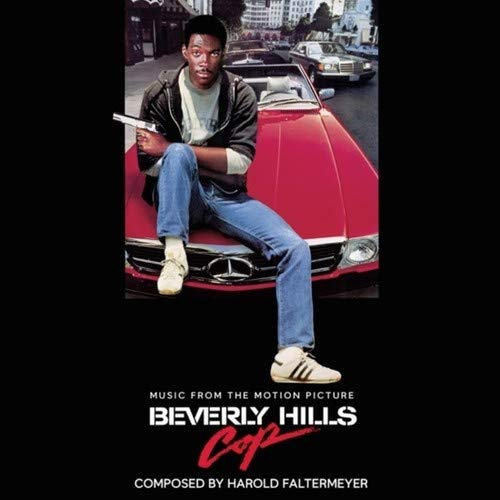 Vinilo : FALTERMEYER,HAROLD - Beverly Hills Cop (Green, Yellow, Brown, Limited Edition, 140 Gram Vinyl)