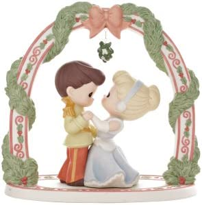 Precious Moments Knowing You re in Love with Me is The Greatest Gift of All Limited Edition Figurine