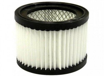 Bad Ash Fireplace Vacuum Hepa Filter 1 Only # F-BA-2HEPA by Badash