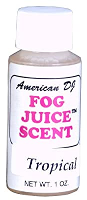 American Dj F-Scent Tropical Scent For Water Based Fog Juice from American DJ Group of Companies