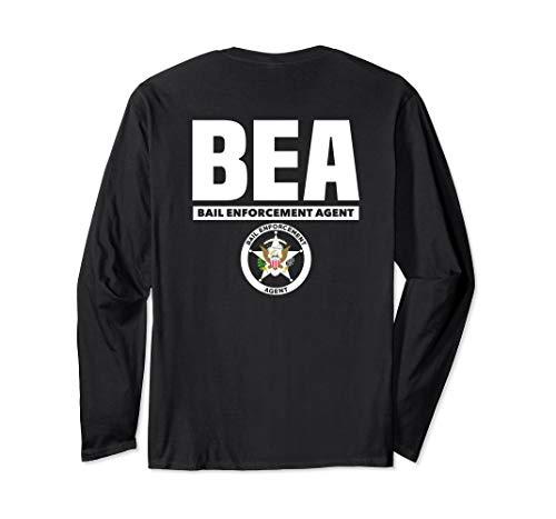 Bail Enforcement Agent Badge Shirt Fugitive Bounty Hunters
