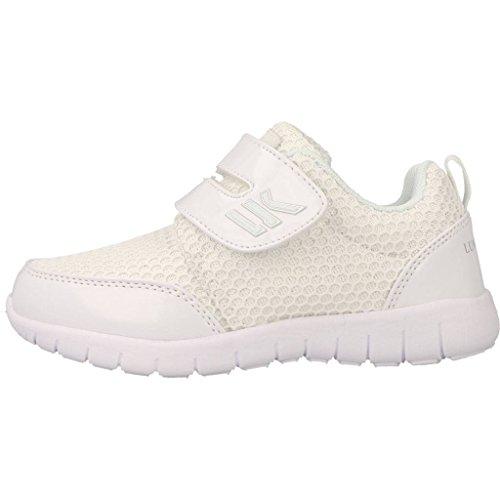 Zapatillas para ni�a, color Blanco , marca LUMBERJACK, modelo Zapatillas Para Ni�a LUMBERJACK SG07505 Blanco Blanco