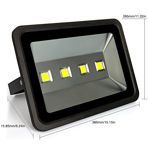 4 4 led flood light - 8