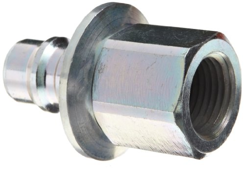 Dixon EA4F4 Steel Hydraulic Water-Blast Quick Fitting, Plug, 1/2