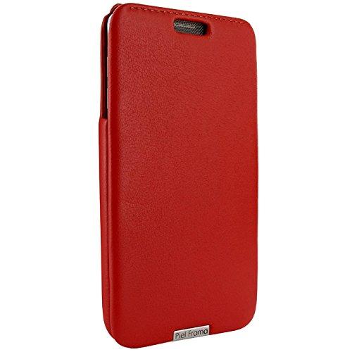 Piel Frama Wallet Case for Samsung Galaxy Note 5 - Red by Piel Frama