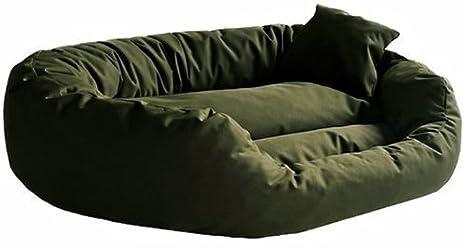 tierlando® A3 - 26 Ares extra resistente Perros sofá cama para perros, talla XXXL 170 cm oliva verde: Amazon.es: Productos para mascotas