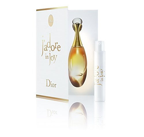 Dior J'adore In Joy Eau de Toilette Sample Vial Spray .03 oz / 1ml