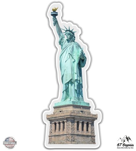 GT Graphics Statue of Liberty - 3