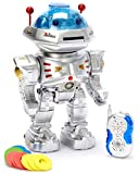 Radio Remote Controlled RC Dancing Robot w/ R/C