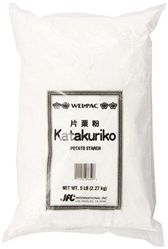 Welpac Katakuriko Potato Starch, 5 Pound