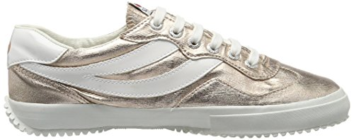 Rosa Donna cotmetw rose 2832 Sneaker Gold Superga qwFzTnI4xp