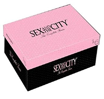 the sex city case and dvd beauty