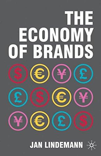 Read Online The Economy of Brands PDF