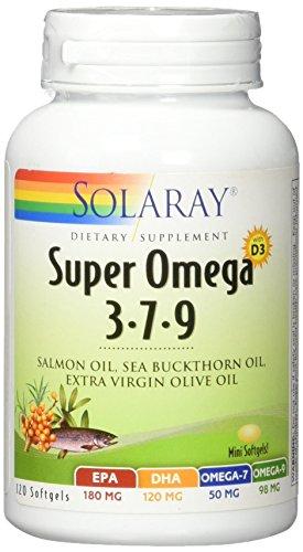 omega 3 6 9 120 softgels - 3