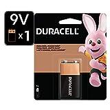 Duracell Copper & Black Pila Alcalina 9V, 1 pieza