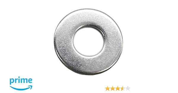 "Stainless Steel 1//2/"" x 1 1//4/"" Flat Washer 25 Pack"