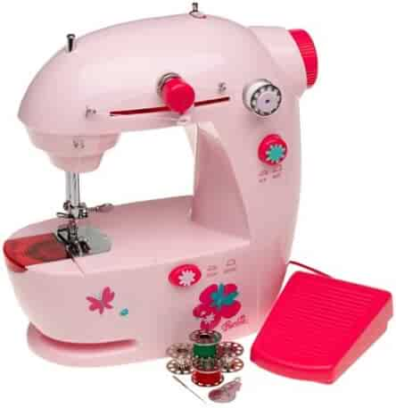 NKOK A40 Singer EZ Stitch Sewing Machine With Sewing Kit Best Adorable Ez Sewing Machine