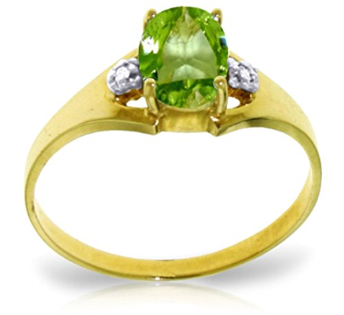 0.76 Ct Pear Diamond - 1