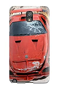 New Arrival Premium Note 3 Case Cover For Galaxy (video Game Burnout)