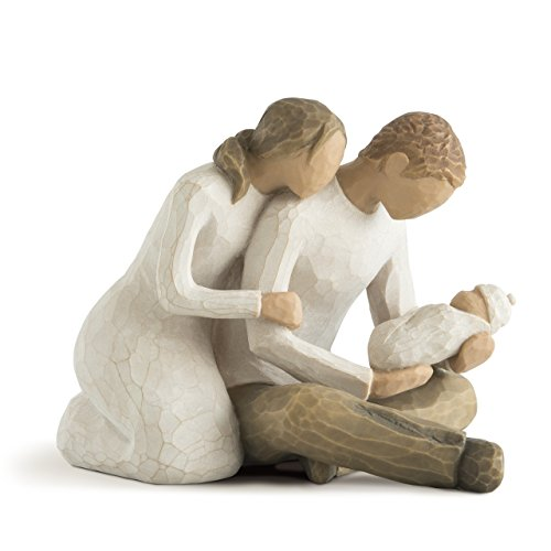Willow Tree hand-painted sculpted figure, New Life (26029)