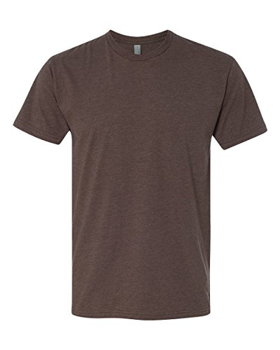 Next Level Apparel N6210 Mens Premium CVC Crew - Espresso, ()