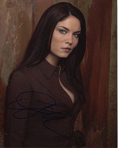 Jodi Lynn O'Keefe Signed Vampire Diaries Dr. Jo Laughlin Signed Color 8x10 - Dr Laughlin