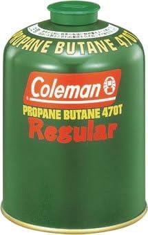 Amazon | コールマン(Coleman) 純正LPガス燃料 Tタイプ 470g 5103A470T ...