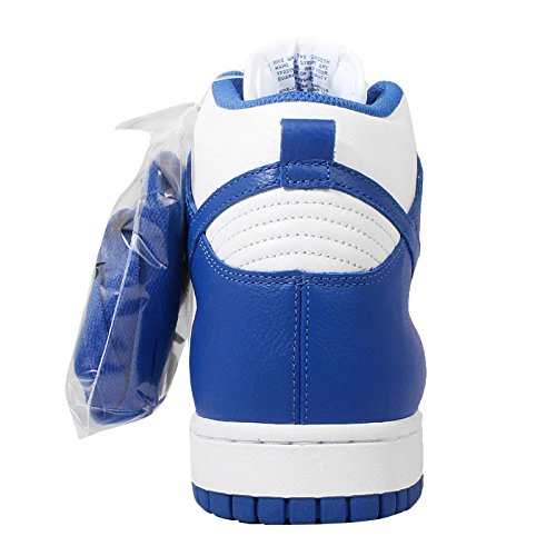 NIKE Shoes Top Trainers Retro Sneakers White Mens Hi 850477 QS 100 Royal Varsity Dunk zXqYARrwxX