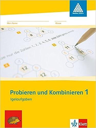 Probieren Und Kombinieren 1 Arbeitsheft Inkl Lösungsheft Klasse 1