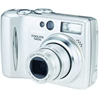 Nikon Coolpix 5200 5MP Digital Camera with 3x Optical Zoom At A Glance Review Image