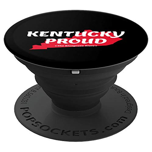 - Kentucky Proud State Motto The Bluegrass State PopSockets Grip and Stand for Phones and Tablets