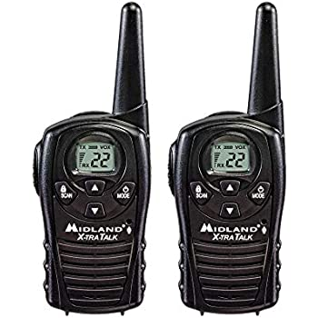 Amazon.com: Proster Walkie Talkie Recargable 16 Canales UHF ...