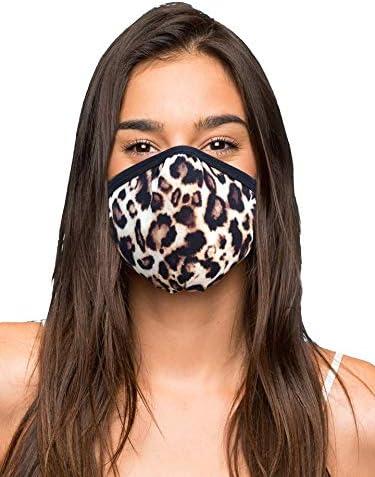 Amazon Com Designers Union Face Mask W Over The Head Elastic