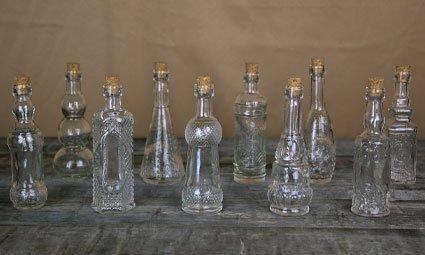 The 8 best antique glass bottles