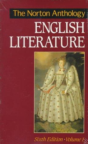 The Norton Anthology of English Literature, Vol. 1