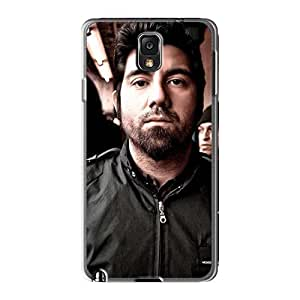Great Hard Phone Covers For Samsung Galaxy Note3 With Allow Personal Design Lifelike Korn Band Pattern KennethKaczmarek
