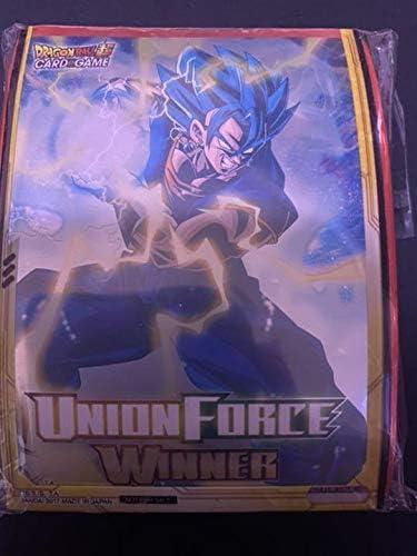大会限定 ベジットブルー Union Force Winner スリーブ 50枚入り