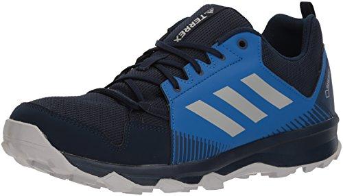Cola Footwear (adidas outdoor Men's Terrex Tracerocker GTX Trail Running Shoe, col. Navy/Grey Two/Blue Beauty, 12.5 D US)