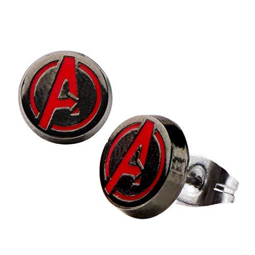 marvel earrings for men - 8