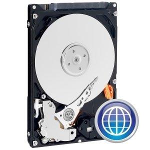 8 Mb Buffer Notebook - WD Blue WD5000LPVT 500 GB 2.534; Internal Hard Drive - SATA - 5400 rpm - 8 MB Buffer - Hot Swappable - WD5000LPVT