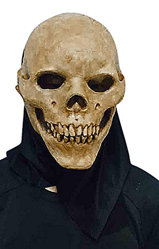 Maze Eclectic Styles & Beings Funny Scary Full Face Latex Halloween Masks, 7- One Size -