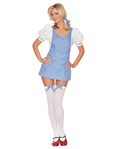 Sexy Country Girl Theatre and Halloween Costumes Sizes: Medium-Large ()