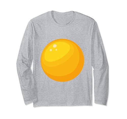 Deviled Egg Funny Halloween Costume Gift Sleeves Shirt -