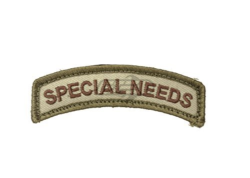 Mil-Spec Monkey Special Needs Patch