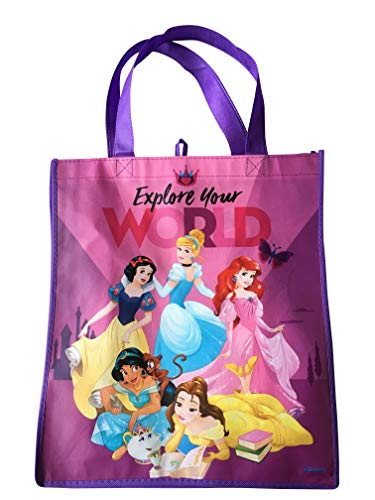 Disney's Princesses Large Reusable Tote Bag