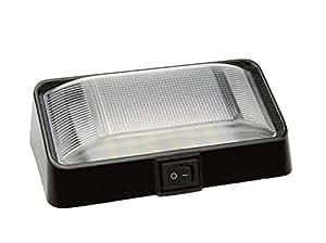 Amazon.com: LED Porch Light with SWITCH - Interior