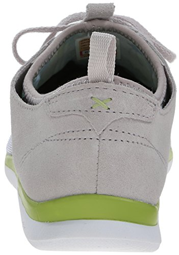 Cushe Women's Lime Shakra Light Surf Sneakers Low Top Grey r4rqxRwn